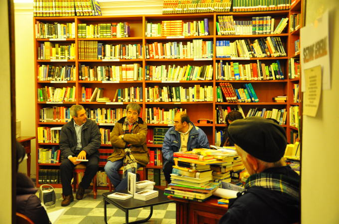 Bonarcado, biblioteca comunale