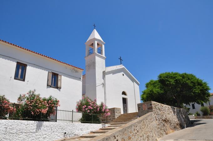 Morto don Giorgio, prete dell'Asinara La Nuova Sardegna — 03 maggio 2008