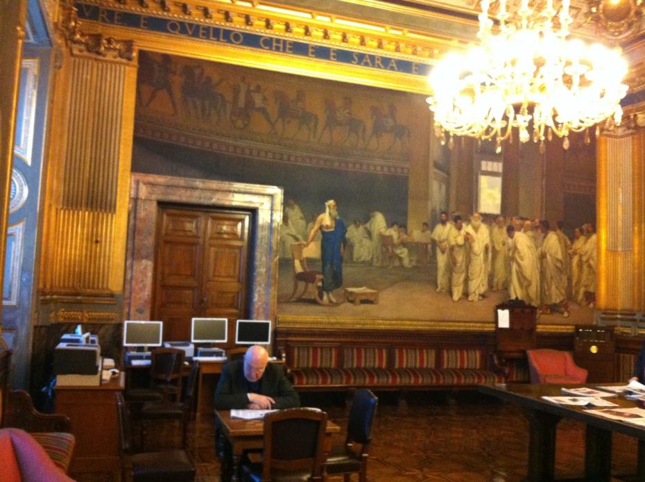 RECENSIONE  il piano zero UNIONE SARDA   31-12-2011