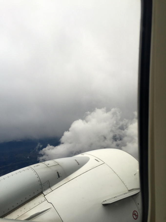 Paura di volare. Contro il destino.
