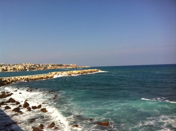 Il mare che ci sovrasta