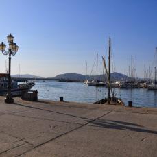 Alghero, Barcellona e i colori di Mirò (La Nuova Sardegna 19 agosto 2017)