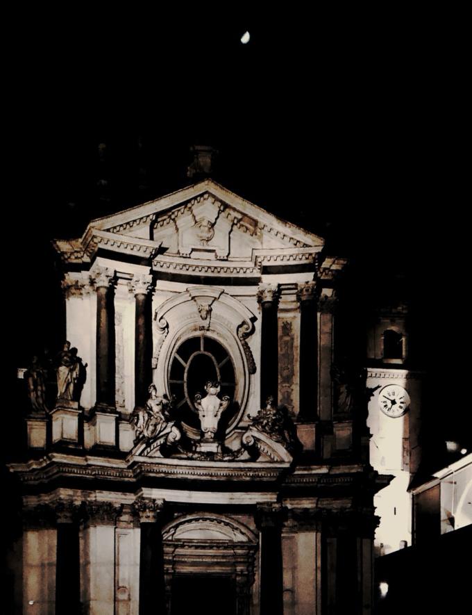 La chiesa e la strada (La Nuova Sardegna, 9 maggio 2020)
