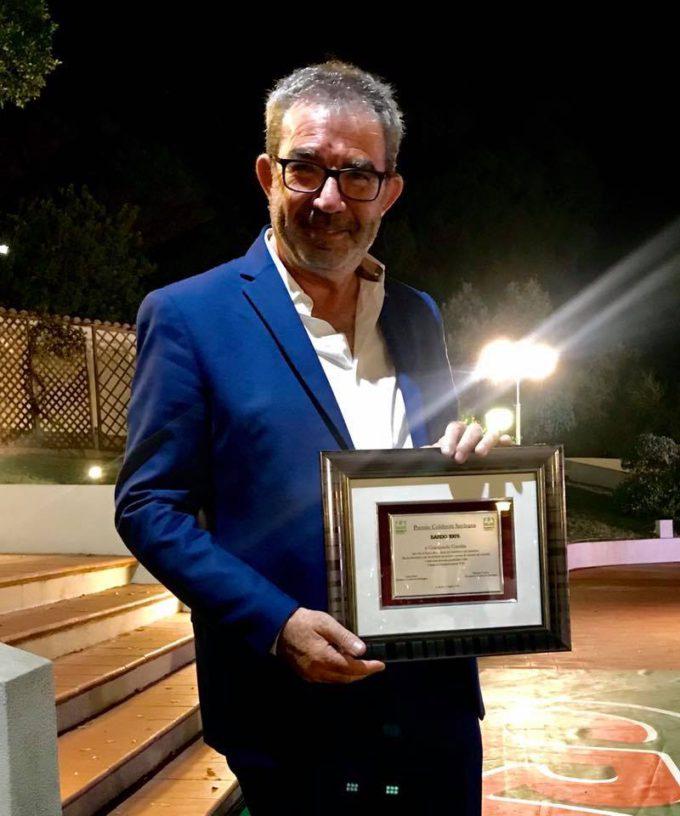 Premio sardo 100x100 a Giampaolo Cassitta